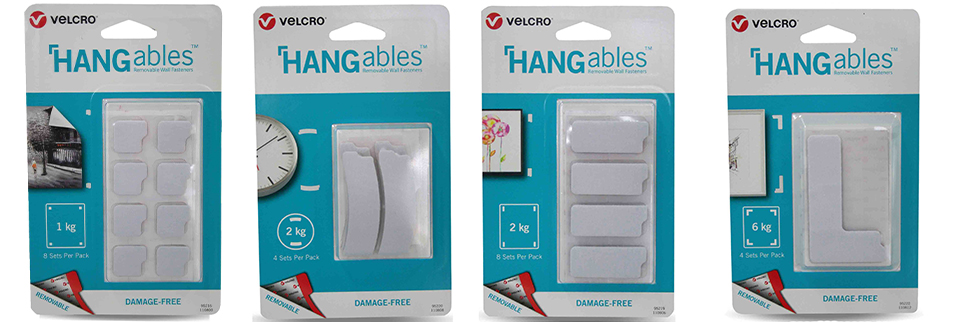 Hangables Product Banner